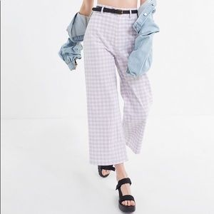NWT Urban Outfitters Anya High and Wide Pants